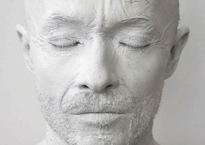 autoportrait - NBROA - 2015 - blanc