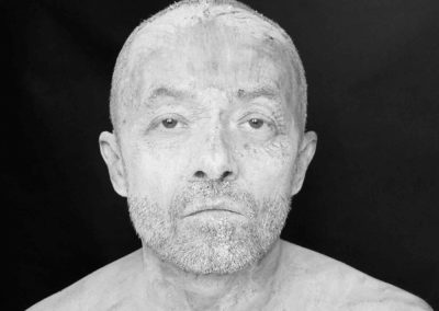 autoportrait de cendres - 2017