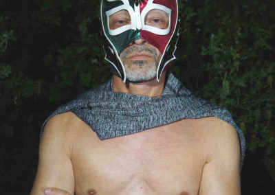autoportrait mexicain - 2017 - 2